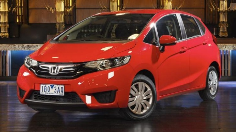 Brand new: The Honda Jazz VTi is one of the most well-rounded cars in its class.
