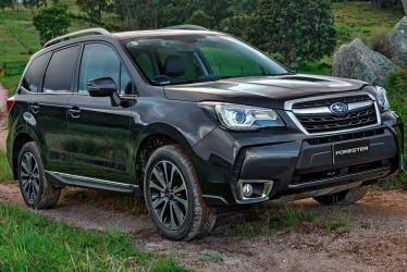 2016 Subaru Forester 2.0XT Premium car pool review
