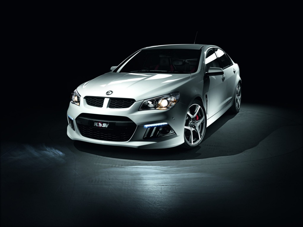 Constantly evolving: the latest HSV Clubsport R8 improves the breed.