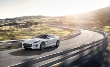 Jaguar's F-Type Coupe R