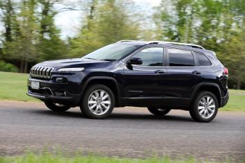 2014 Jeep Cherokee Diesel.