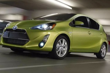Toyota updates Prius C and V