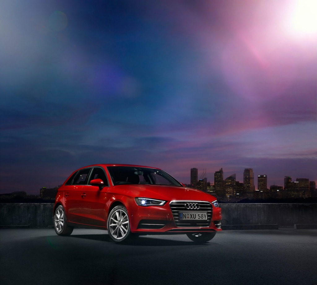 Deal: Audi A3 Sportback comes with complimentary stamp duty, among other things.