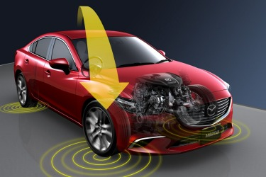 Mazda G-Vectoring Control first drive review