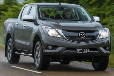 Mazda and Isuzu team up for ute
