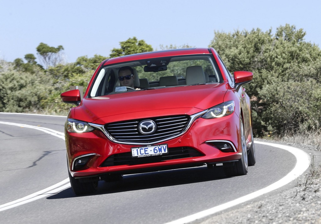 The new Mazda6 leads a refinement charge for the brand.
