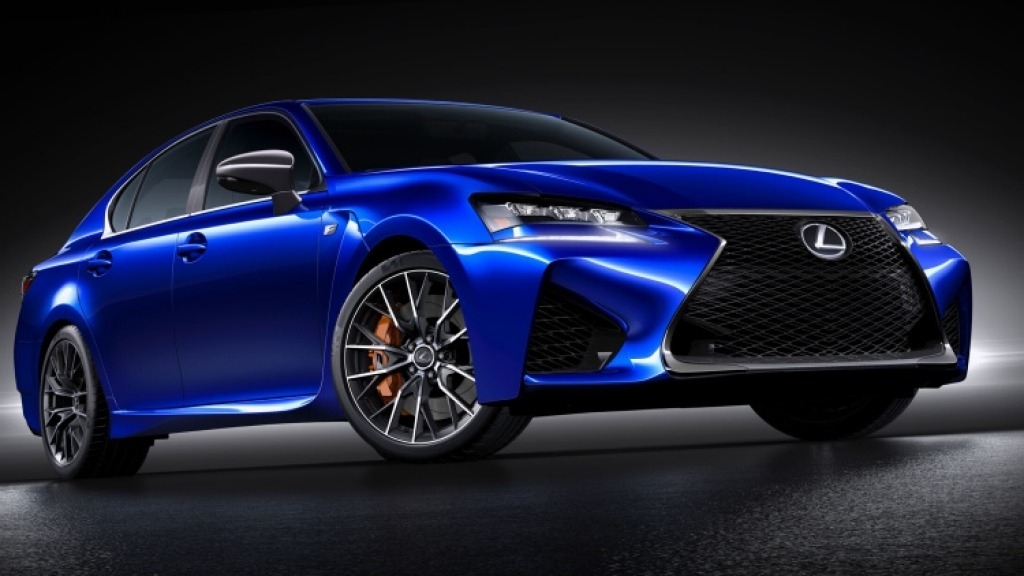 The Lexus GS F will be pitted against established German sports sedans.