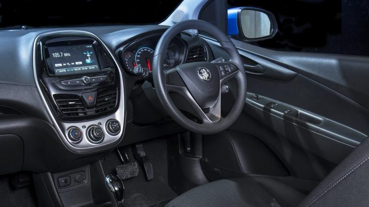 Holden Spark LS.