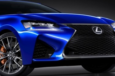 Lexus GS F revealed ahead of Detroit