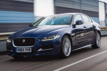 Jaguar XE first drive review