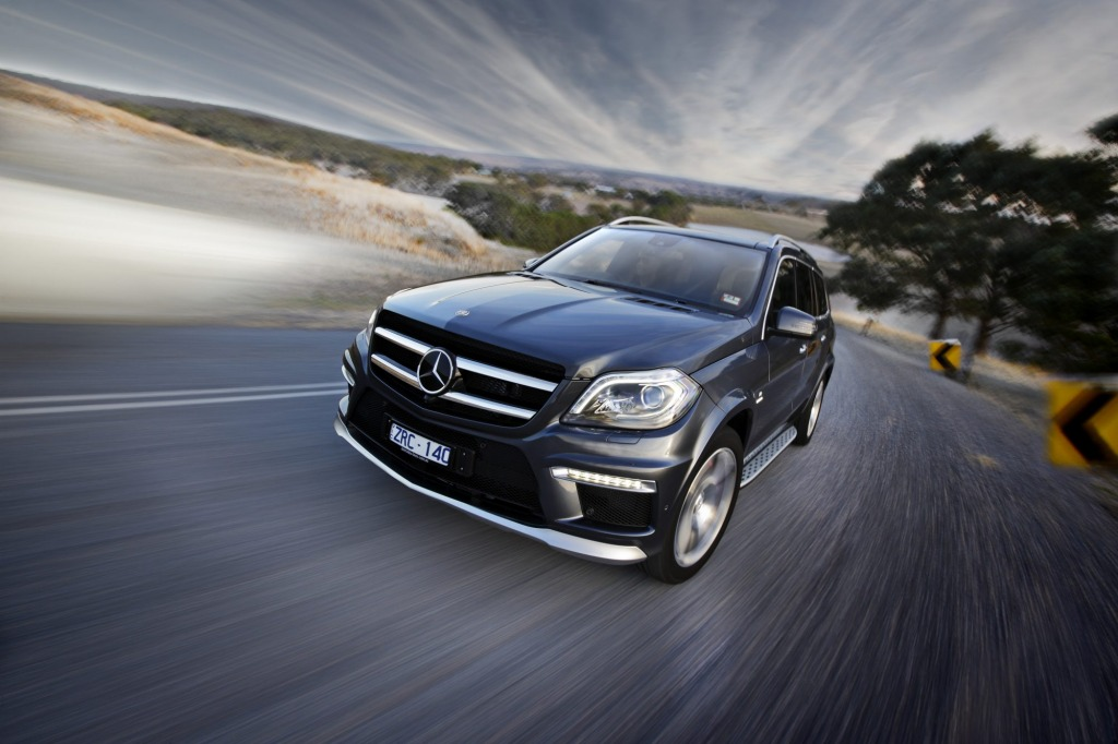 Mercedes is considering a luxurious Maybach-branded SUV based on its GL-class.
