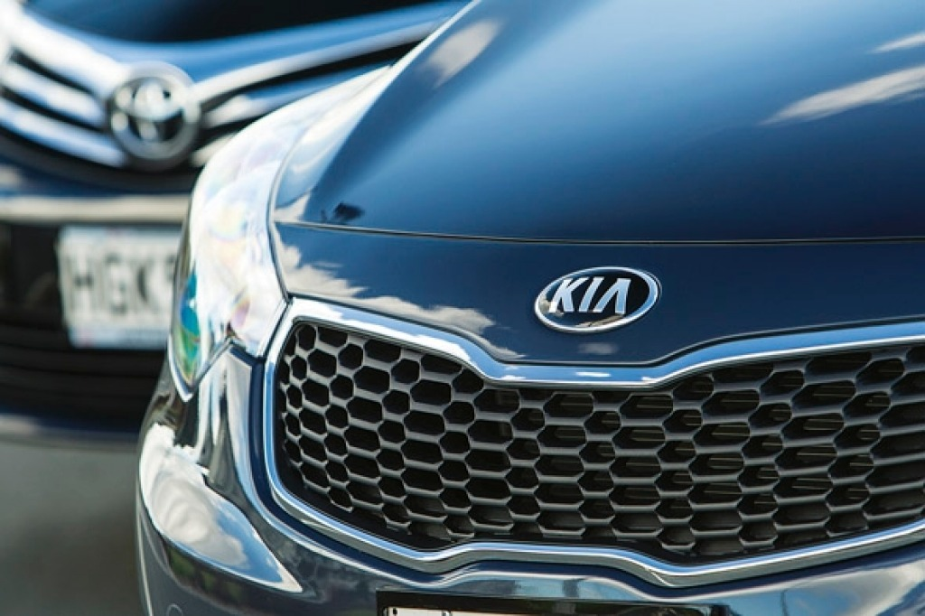 Kia is working towards a reputation for quality, rather than affordability.
