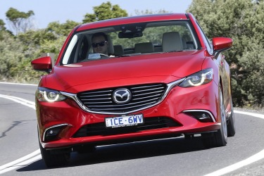 """Mazda: """"we can do better"""" on road noise"""