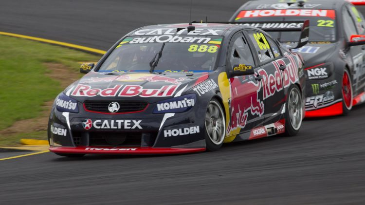 Craig Lowndes is now the most experienced driver in the field following Russell Ingall's retirement.