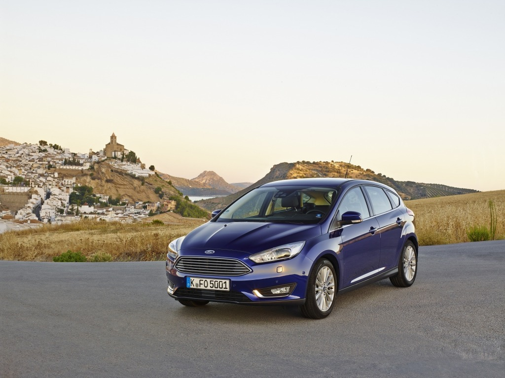 Ford will introduce its 1.5-litre EcoBoost engine to the 2015 Focus range.
