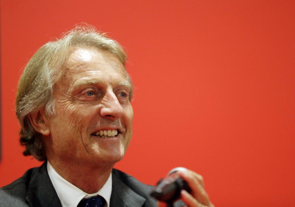 Former Ferrari boss Luca di Montezemolo has stepped into a surprise new role.