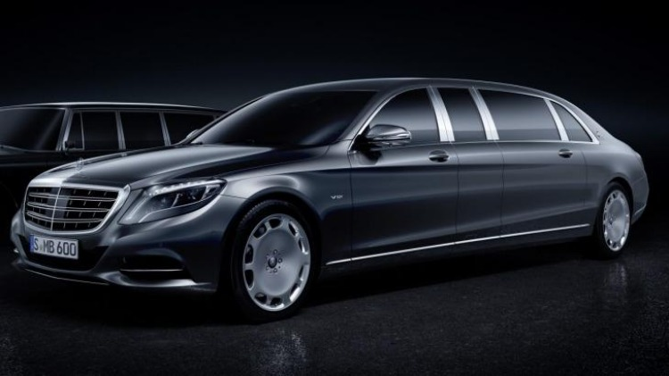 Mercedes-Benz has revealed its second model in the new Maybach line-up before the 2015 Geneva motor show.