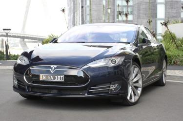 Tesla Model S P85 road test review