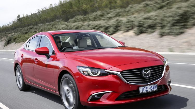 She says, he says: Mazda6 Sport review