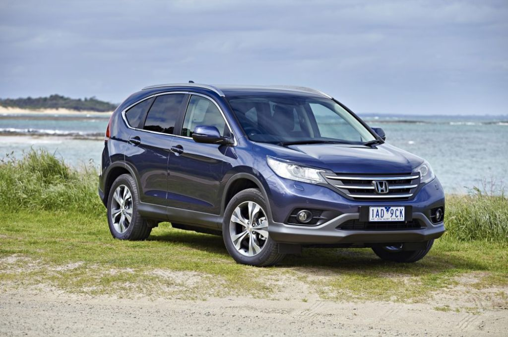 All-rounder: The Honda CR-V DTi-L is calm on the open road, economical and easy-driving in the city.