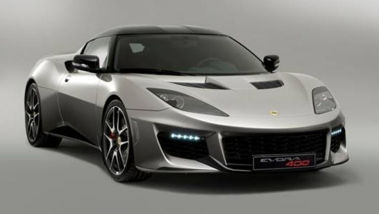 Lotus reveals fastest-ever model
