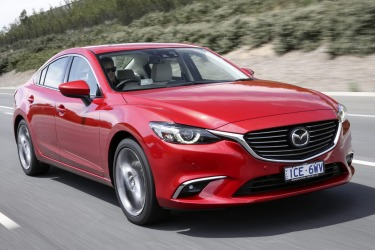 2015 Mazda6 first drive review