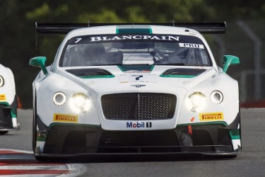 """Bentley: racing attracts """"younger people"""""""