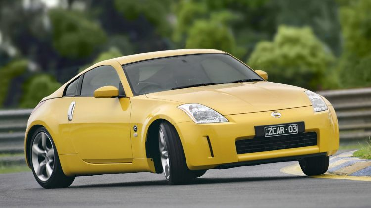 Nissan 350Z used car review