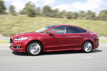 Ford Mondeo Titanium first drive review