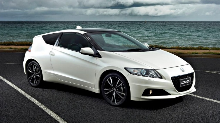 Run out: Honda's CR-Z is among several models being replaced by more advanced hybrid technology.