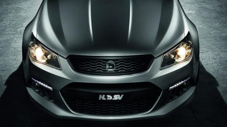 2015 HSV Senator limited edition