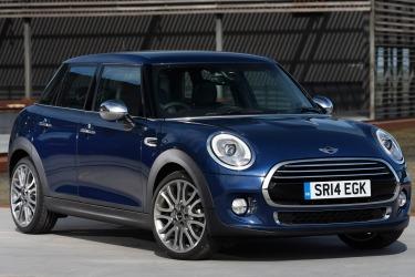 Mini Cooper D five-door new car review