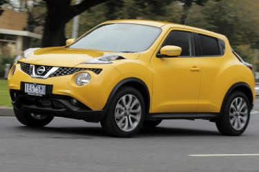 2015 Nissan Juke first drive review
