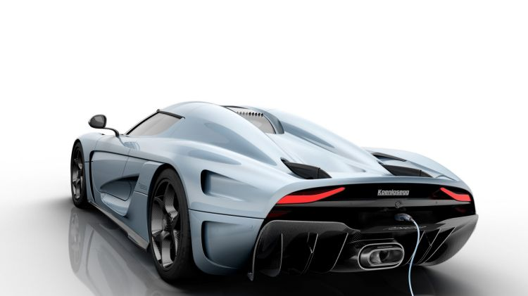 Koenigsegg customers will use mains power to charge the hybrid-powered Regera