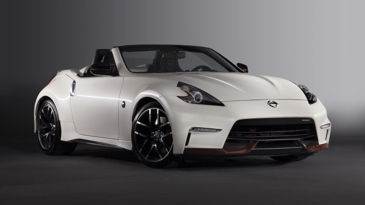 Nissan 370Z Nismo Roadster Concept unveiled