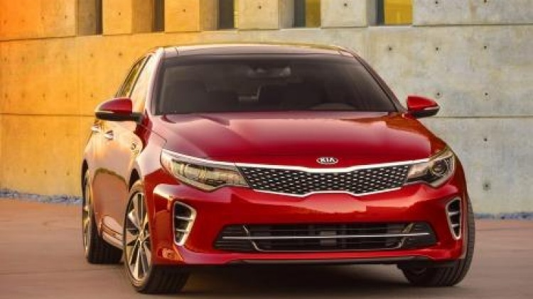 Kia has revealed details of its new-generation Optima sedan ahead of its debut at the New York motor show