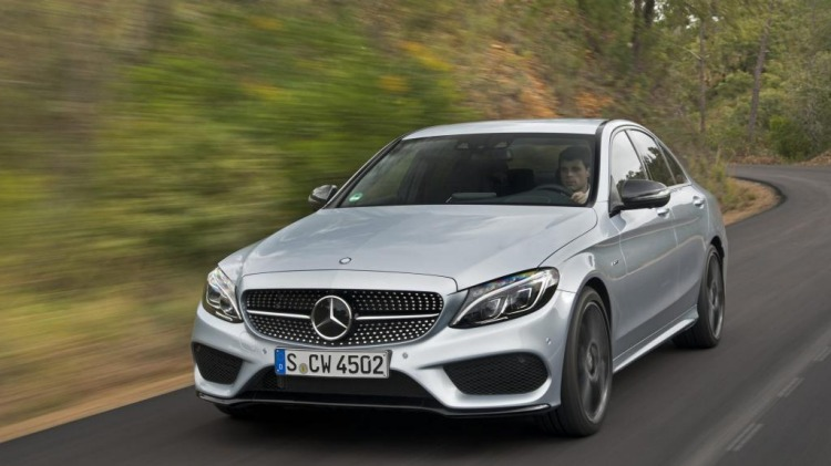 Mercedes-Benz' AMG division has created the ultimate sleeper in the C450