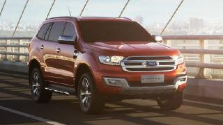 The new Ford Everest blends practicality with off-road ability.