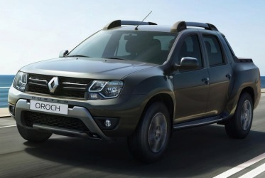 Renault's first ute revealed