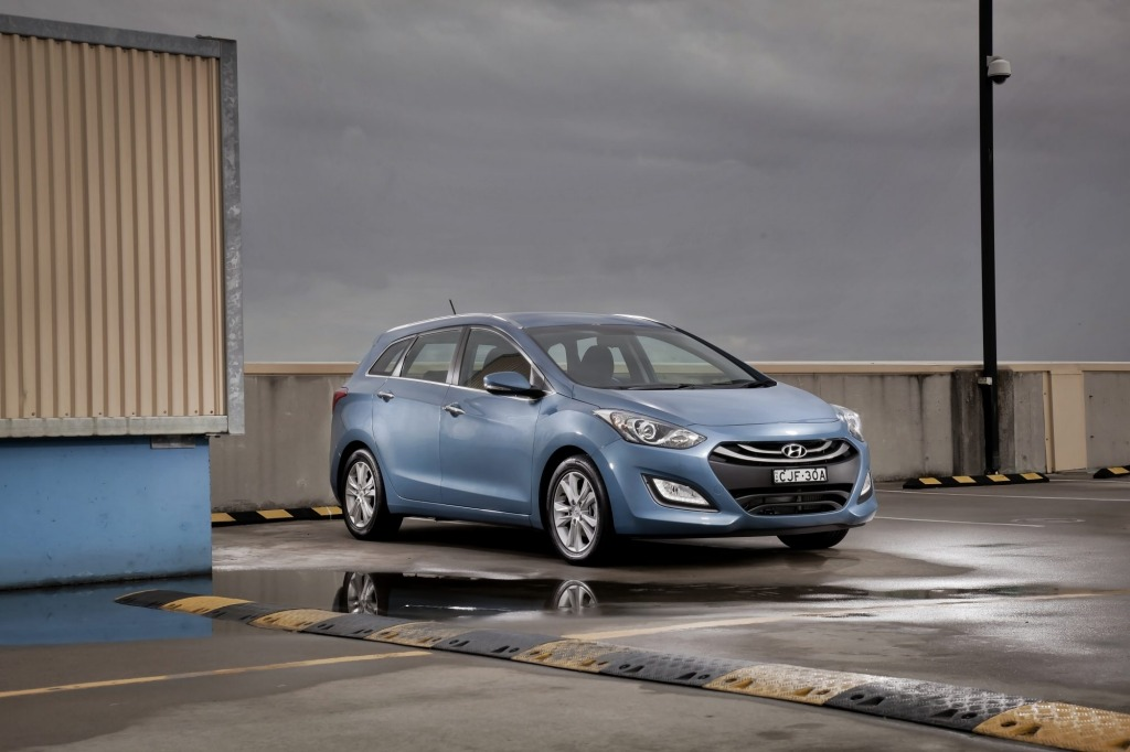 Hyundai's i30 is a no fuss small car with great ownership credentials.