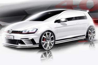 Volkswagen Golf GTI Clubsport revealed