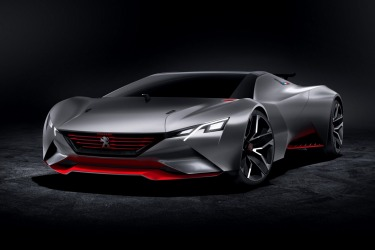 The Peugeot that's faster than an F1 car