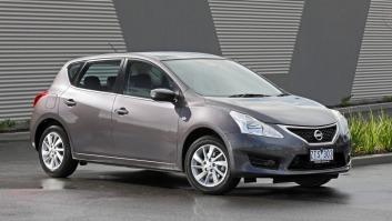2015 Nissan Pulsar ST hatch