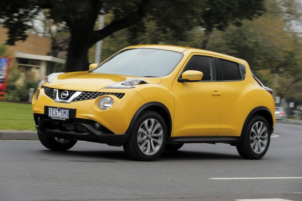 Nissan Juke ST 2015