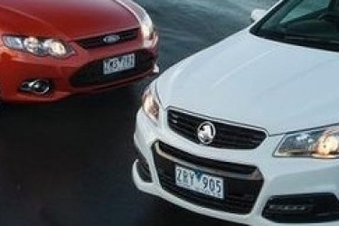 Holden and Ford sales dwindle