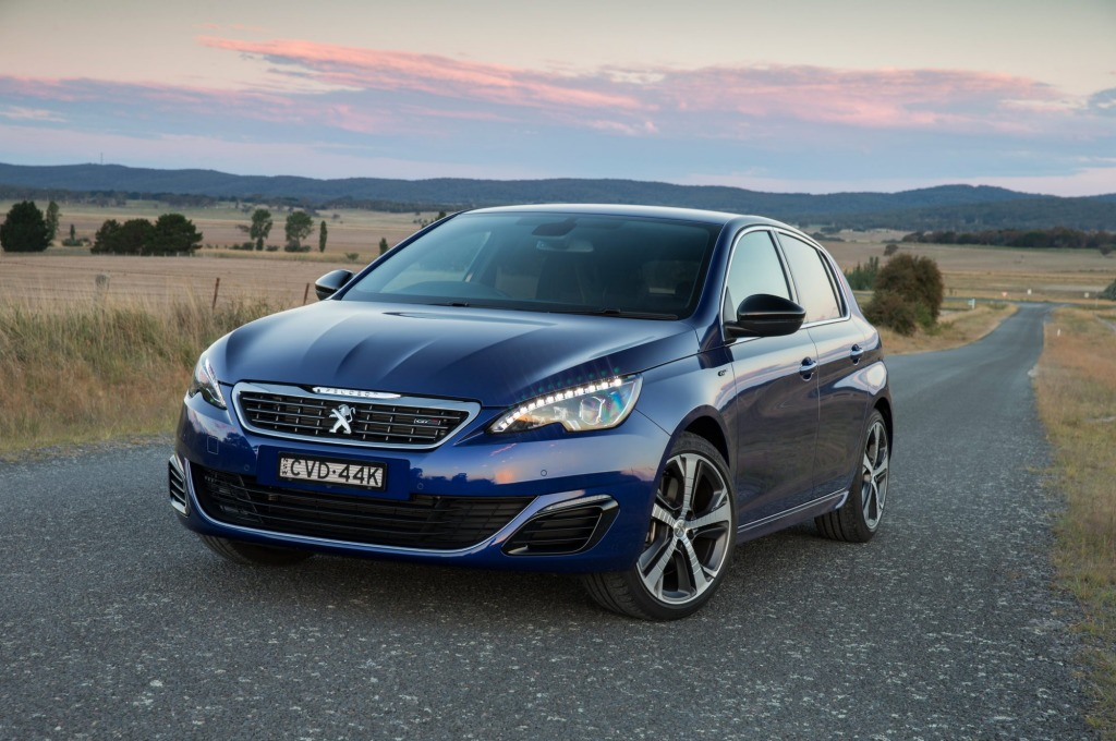 Peugeot 308 GT is a classy hatch but not a genuine rival for the VW Golf GTI