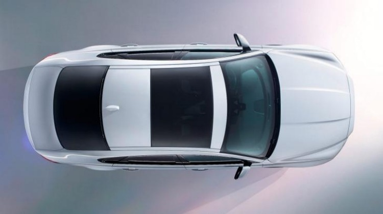 The second-generation XF sits on new aluminium underpinnings.