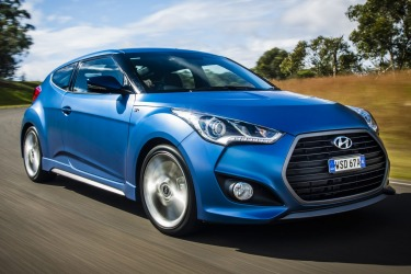 2015 Hyundai Veloster SR Turbo first drive review