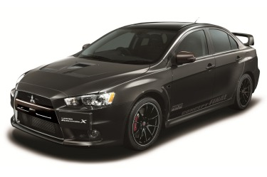 Report: Mitsubishi preparing final Lancer Evolution