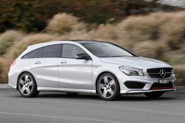 Mercedes-Benz CLA Shooting Brake first drive review